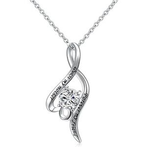 "Jewelry - S925 Sterling Silver ""Always My Mother, Forever My"